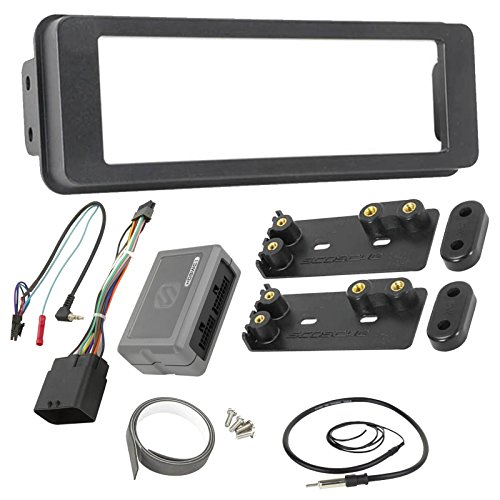 Where to find harley radio install kit?