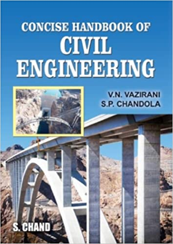 Hand Book For Civil Engineering