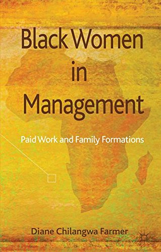 Black Women in Management: Paid Work and Family Formations by Palgrave Macmillan