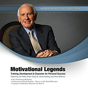 Motivational Legends Audiobook