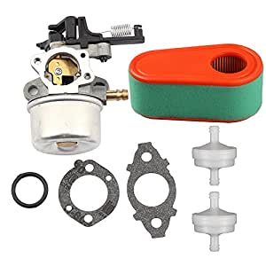 Amazon Com Hilom 591137 Carburetor For Briggs And