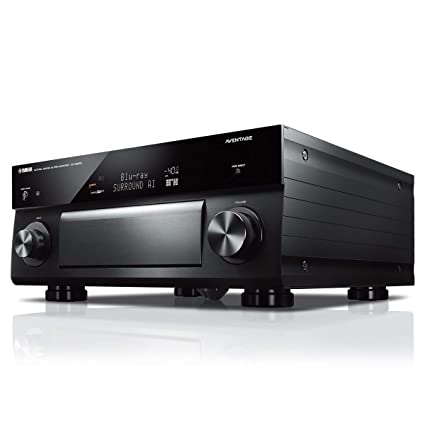 Yamaha Cx A5200 Aventage 112 Ch Av Preamplifier With 4k Ultra Hd Hdr Dolby Vision Dolby Atmos Wi Fi Phono Musiccast Black