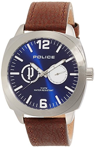 POLICE watch 14717JS-03 men's [regular imported goods]