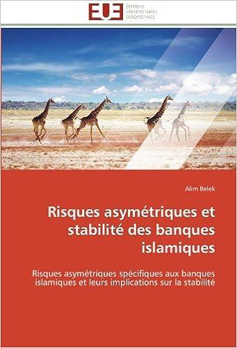 En ligne Risques asymétriques et stabilité des banques islamiques: Risques asymétriques spécifiques aux banques islamiques et leurs implications sur la stabilité pdf ebook