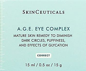 Skinceuticals AGE A.g.e. Eye Complex 0.5oz 15ml New Fresh Product
