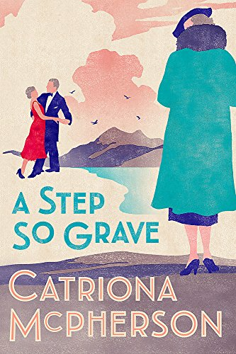 Book Cover: A Step So Grave