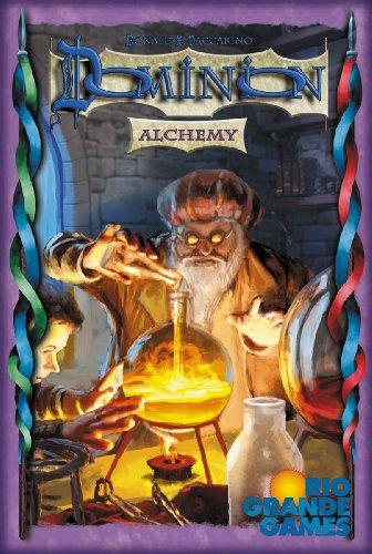 Rio Grande Games Dominion Alchemy (Intrigue Game)