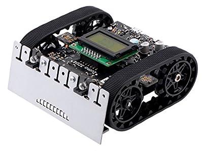 Pololu Zumo 32U4 Robot (Assembled with 75:1 HP Motors) (Item: 3126)