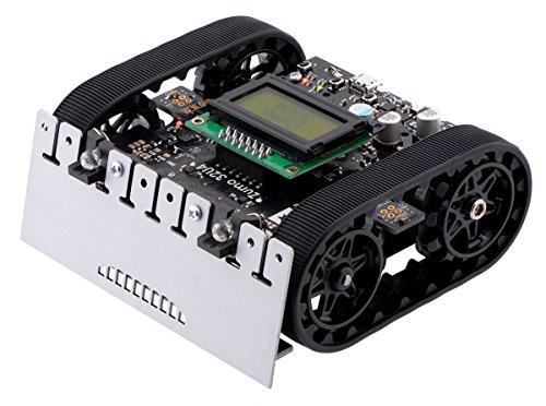Pololu Zumo 32U4 Robot (Assembled with 50:1