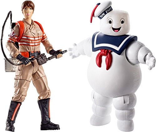 [Action Figure Ghost Busters Erin Gilbert Action Figure, 6