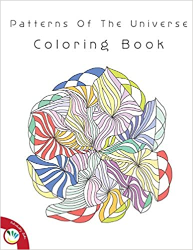 Patterns Of The Universe Coloring Book Individuality Books