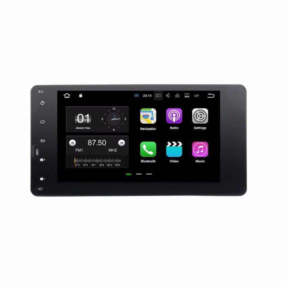 BoCID Android 7.1 Car Radio DVD GPS Multimedia Head Unit for Mitsubishi Outlander 2013 2014 With 2GB RAM Bluetooth WIFI Mirror-link by BoCID (Image #1)