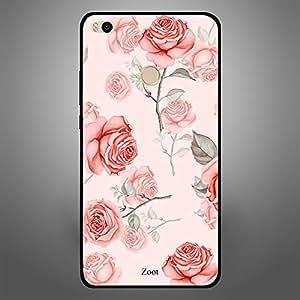 Xiaomi MI MAX 2 Peach Roses Thorns