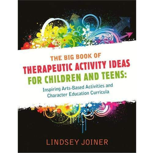 Jessica Kingsley Publishers The Big Book of Therapeutic Activity Ideas for Children & Teens ()