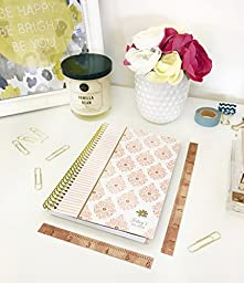 bloom daily planners Bound To-Do List Book - Planning System Tear Off To Do Pads - UNDATED Daily Planner To Do Pad 6\