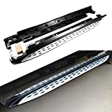 Side Step for Mercedes Benz W166 M ML ML350 GLE 2012-2016 nerf Bar Running Board Protect
