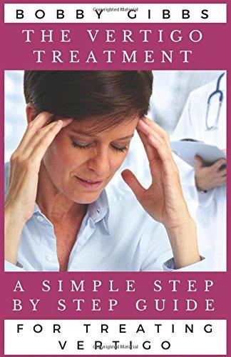Vertigo Treatment Simple Guide Treating product image