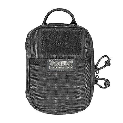 VANQUEST 040110BK: PPM-HUSKY Personal Pocket Maximizer (Black) (Edc Maximizer)