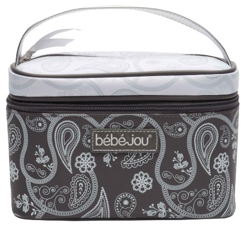 Bébé-Jou 310691 Beauty Case Bambini, Paisley