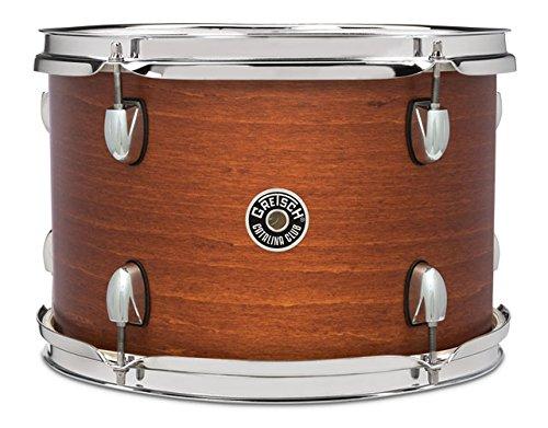 Gretsch Drums Catalina Club CT1-1414F-SWG Drum Set Floor Tom, Satin Walnut Glaze -