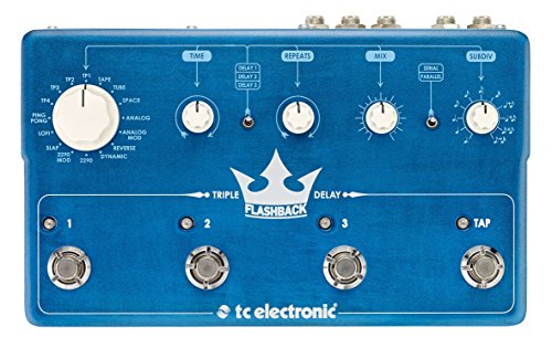 TC Electronic Guitar Delay Effects Pedal (960910005) (Best Delay Pedals Ever)