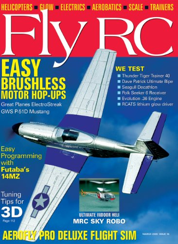 - Fly RC Magazine -- March 2005 (Issue #16)