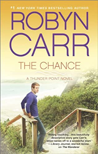 book cover of The Chance
