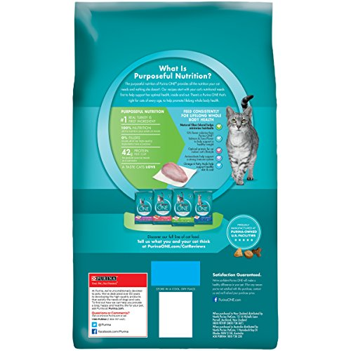 Purina All Natural Cat Food Ingredients