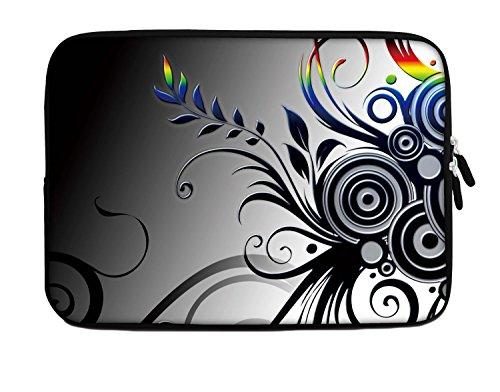 nbsp;funda 3 7 Leaves parte nbsp;de Pouch Mini 9 Disponible 1 3 Ajuste Perfecto Rainbow Bolsa ipad 2 Diferentes ipad Mini Ipad nbsp;design Skin Patrones Suave Carcasa R4zxwqrRg