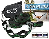 What Separates Our Camping Hammock Straps From The Competition?       We combined together 3 important factors when designing these tree straps to ensure that the Live Infinitely hammock straps are something that you will absolutely love! We started...