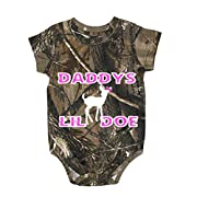 Realtree Daddy's Lil Doe Body Suit (18 Month)
