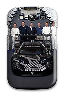 CATHERINE DOYLE's Shop Flexible Tpu Back Case Cover For Galaxy S3 - Maserati Mc12 33 8619228K32149507