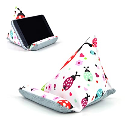 Amazon.com: Soporte de tela para teléfono móvil, funda de ...