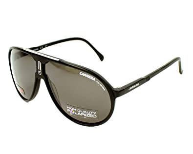 722df1c514e Image Unavailable. Image not available for. Color  Carrera Sunglasses  Champion AC QHCM9 Acetate Mat Black Grey polarized