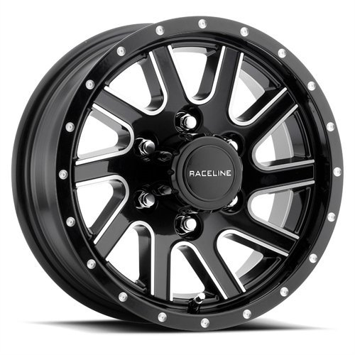 Raceline Wheels 820M-56060 Raceline 820 Twisted Trailer for sale  Delivered anywhere in USA