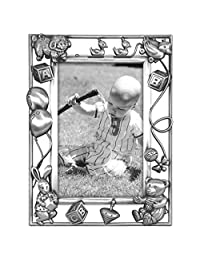 Home Profiles Nursery Parade Picture Frame, Silver