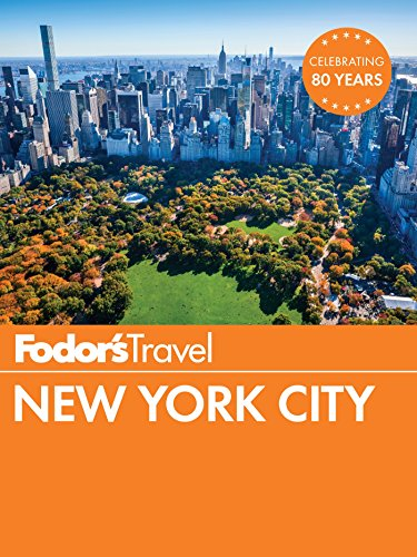 Fodor's New York City (Full-color Travel - Center New Queens York