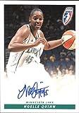 2008 WNBA Autographs #NQ Noelle Quinn Auto - NM-MT