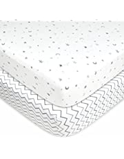 American Baby Company Knit Fitted Crib Sheet
