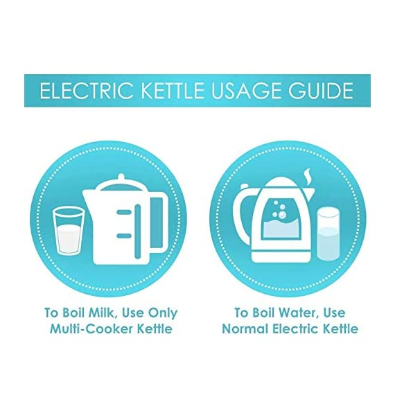 iBELL 1500 W Stainless Steel High Polished Electric Kettle 6