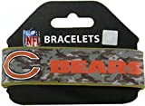 aminco Chicago Bears Camo Wide Bracelet