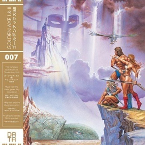 Golden Axe I & II (Video Game Vinyl)