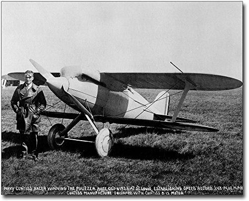 Curtiss R2C Navy Racer Aircraft 11x14 Silver Halide Photo Print