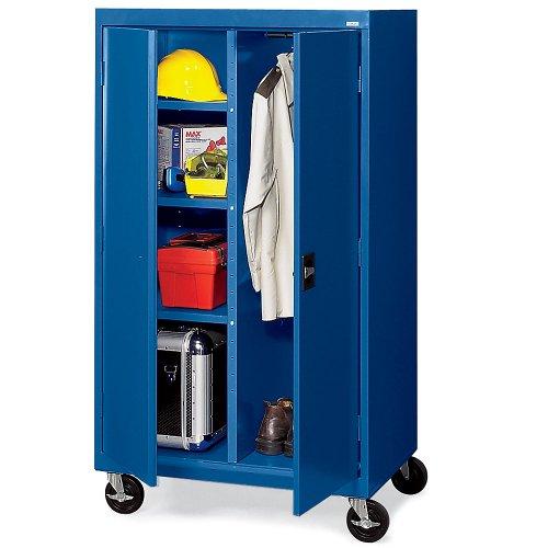 Sandusky Lee TACR362472-06 Transport Series Mobile Combination Storage Cabinet, (Series Mobile Combination Cabinet)