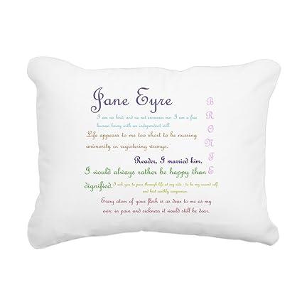 Amazon CafePress Jane Eyre Quotes 60x60 Rectangular Mesmerizing Quotes Jane Eyre