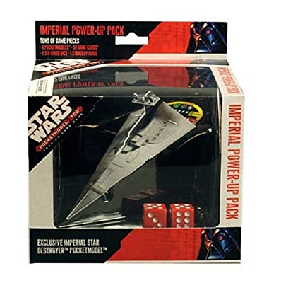Star War Pocketmodel Tcg Imperial Power-up Pack
