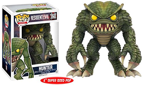 Funko Pop! Games Hunter Gamestop Exclusive Resident Evil 160