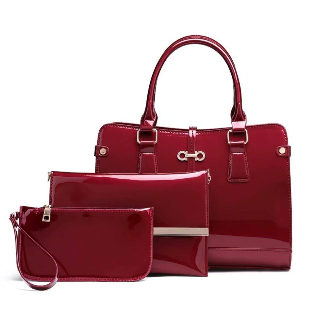 JINIU Women Leather Clutch...