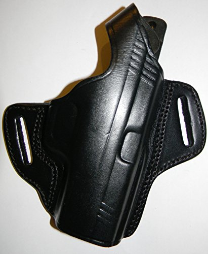 Cheapest Price! TAGUA THUMB BREAK BLACK LEATHER RIGHT HAND HOLSTER FOR SIG SAUER SP2022, SP2340