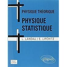 Physique Theorique Physique Statistique